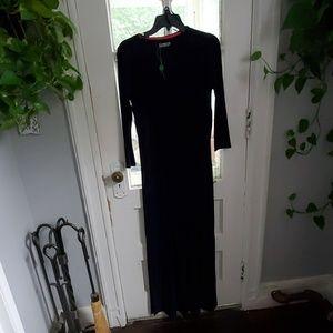 Navy blue - Size 6 - Eliza J - Dress/ Gown